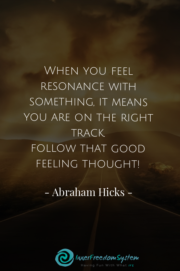 Abraham Hicks Confidence